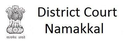 Namakkal District eCourt Recruitment 2017 Various Posts - Apply Online