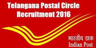 Telangana Postal Circle2017