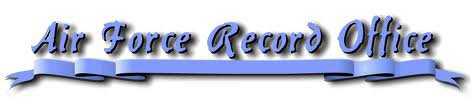 Air Force Record Office2018