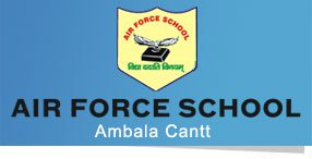 Air Force School Ambala2017