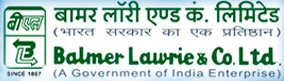 Balmer Lawrie & Co. Ltd. Chief Operating Officer (Greases & Lubricants) 2017 Exam