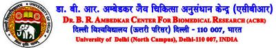 Dr B R Ambedkar Center for Biomedical Research2017