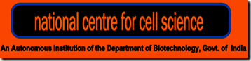 National Centre for Cell Science (NCCS) May 2017 Job  for Assistant Technician