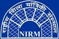 NIRM 2018 Previous Year Question Papers PDF