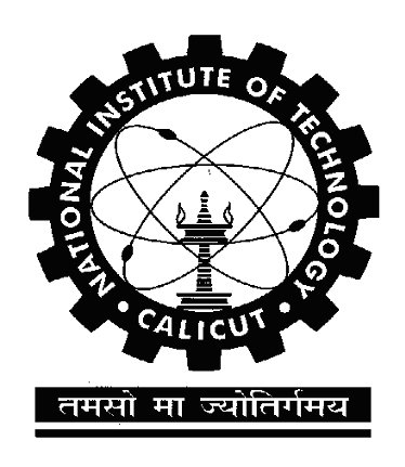 Walk-in-interview May 2016 for Library Helper at National Institute of Technology Calicut (NIT Calicut)