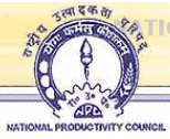 National Productivity Council (NPC) Recruitment 2018 for 30 Project Associate, Consultant