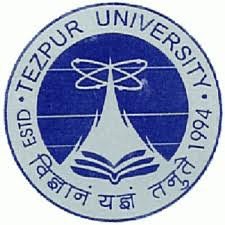 Tezpur University May 2017 Job  for Research Fellow
