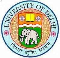 University of Delhi September 2017 Job  for Research Assistant, Research Associate