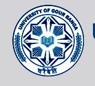 University of Gour Banga2017