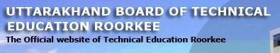 Uttarakhand Board of Technical Education2017