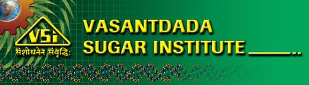 Vasantdada Sugar Institute (VSI) January 2017 Job  for Joint Technical Advisor