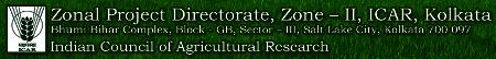 Zonal Project Directorate Zone-II2017